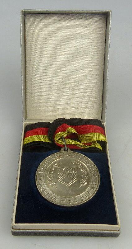 Medaille: FDJ Wanderpokal des Zentralrates der FDJ 2. Platz Orden1807