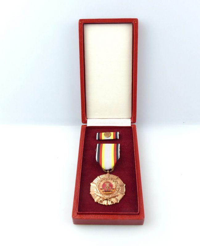 #e4597 Militärischer Verdienstorden der DDR Klasse III Bronze (ab 1982) Nr.21 a