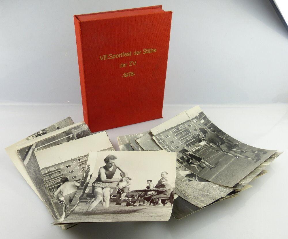 Fotomappe 33 Fotos : VIII. Sportfest der Stäbe der ZV 1976, so308