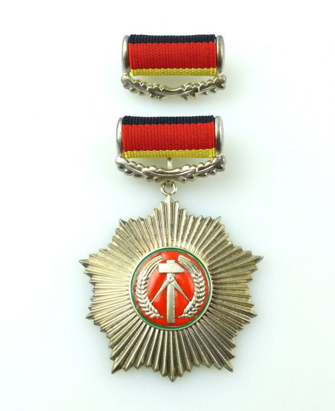 #e4591 VVO Vaterländischer Verdienstorden Stufe Silber vgl. Band I Nr. 4 g