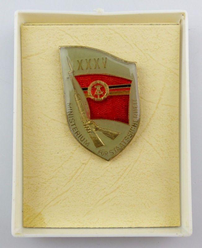 Abzeichen XXXV Jahre Ministerium für Staatssicherheit MfS, Orden3306
