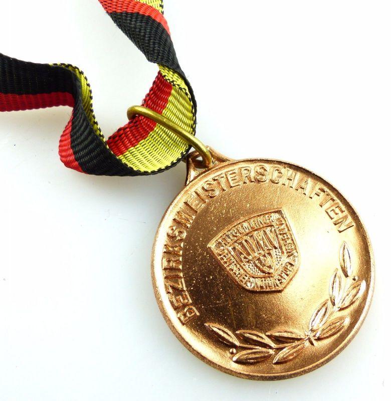 #e5529 DDR Medaille ADMV Bezirksmeisterschaften Deutscher Motorsport Verband