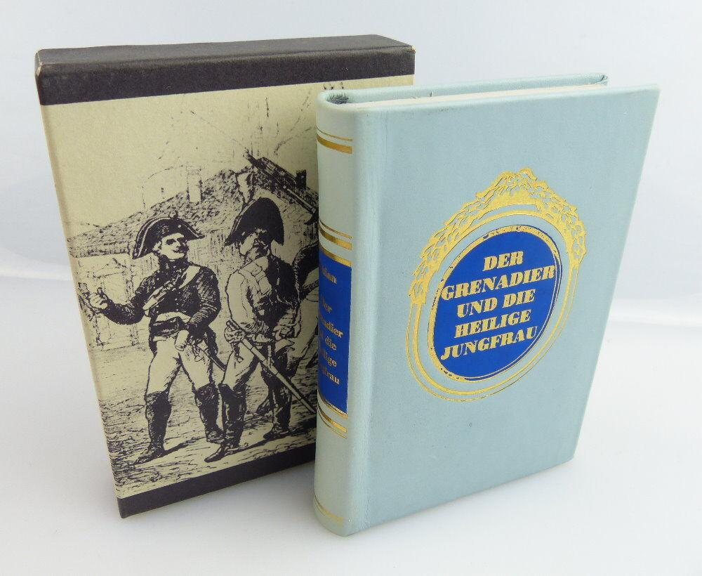 Minibuch: Der Grenadier und die heilige Jungfrau Franz Fabian e309