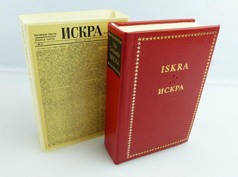 Minibuch: Die Leninsche ISKRA, VEB Fachbuchverlag Leipzig 1981 e306