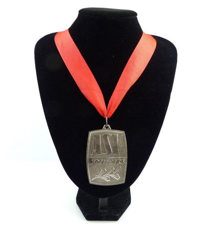 #e4120 Medaille ASV Armeesportvereinigung Vorwärts DDR in Silber