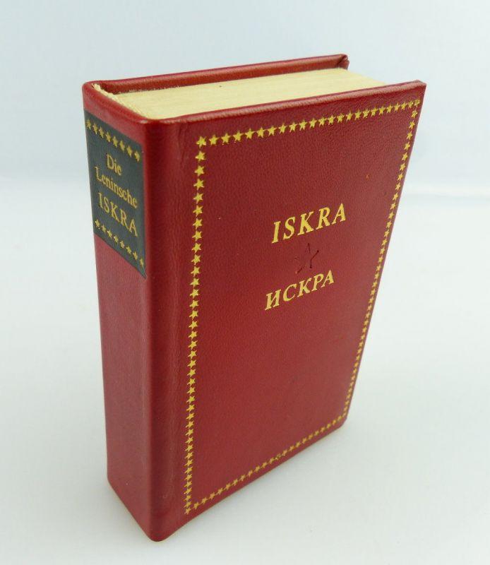 Minibuch: Die Leninsche ISKRA, VEB Fachbuchverlag Leipzig 1981 e285