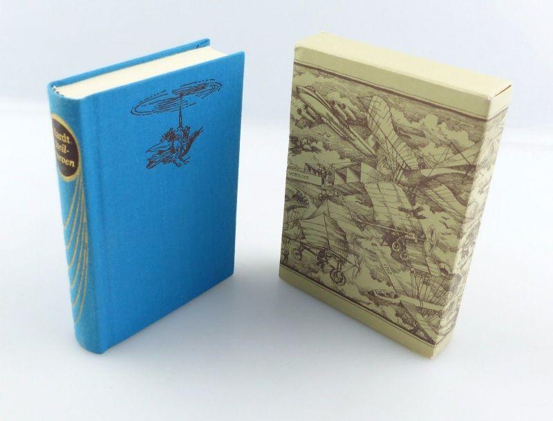#e5870 Minibuch: Steilkurven heitere und ernste Fliegergeschichten Militärverlag