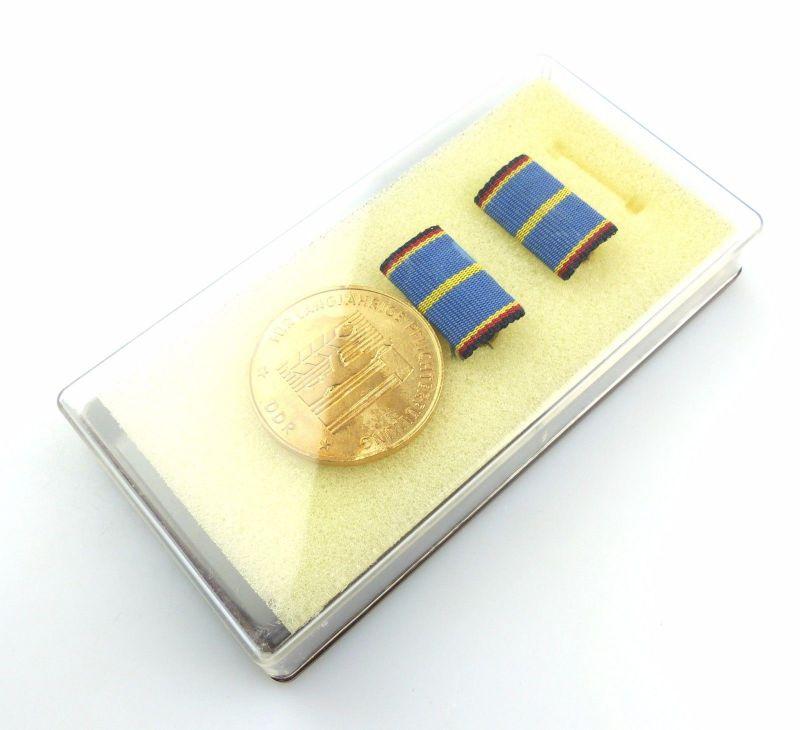 #e5014 Medaille für langjährige Pflicherfüllung, Landesverteidigung DDR Nr. 254