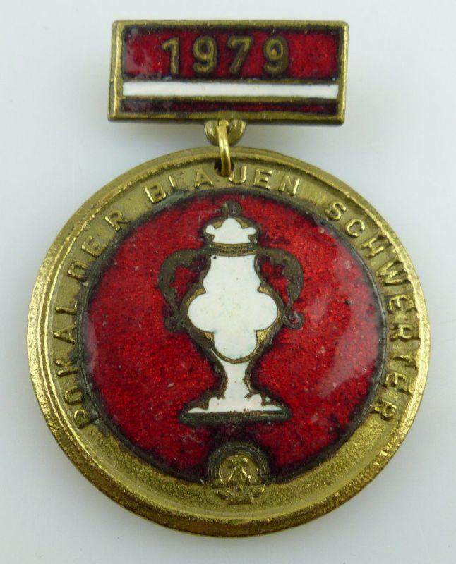 Medaille: 1979 Pokal der Blauen Schwerter DDR Berlin, Orden2717