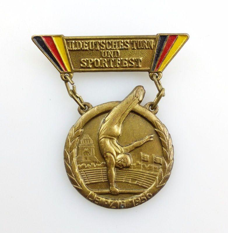 #e4984 DDR Abzeichen II. Deutsches Turn- und Sportfest Leipzig 1956