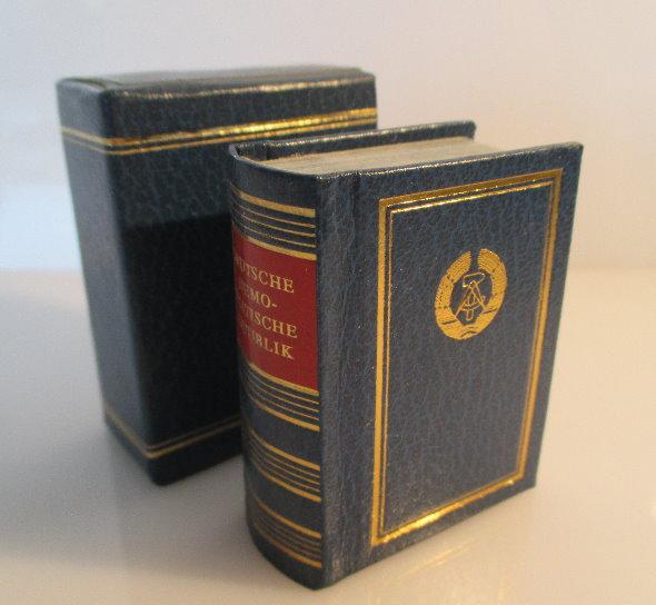 Minibuch: Deutsche Demokretische Republik Verlag Zeit im Bild bu0167