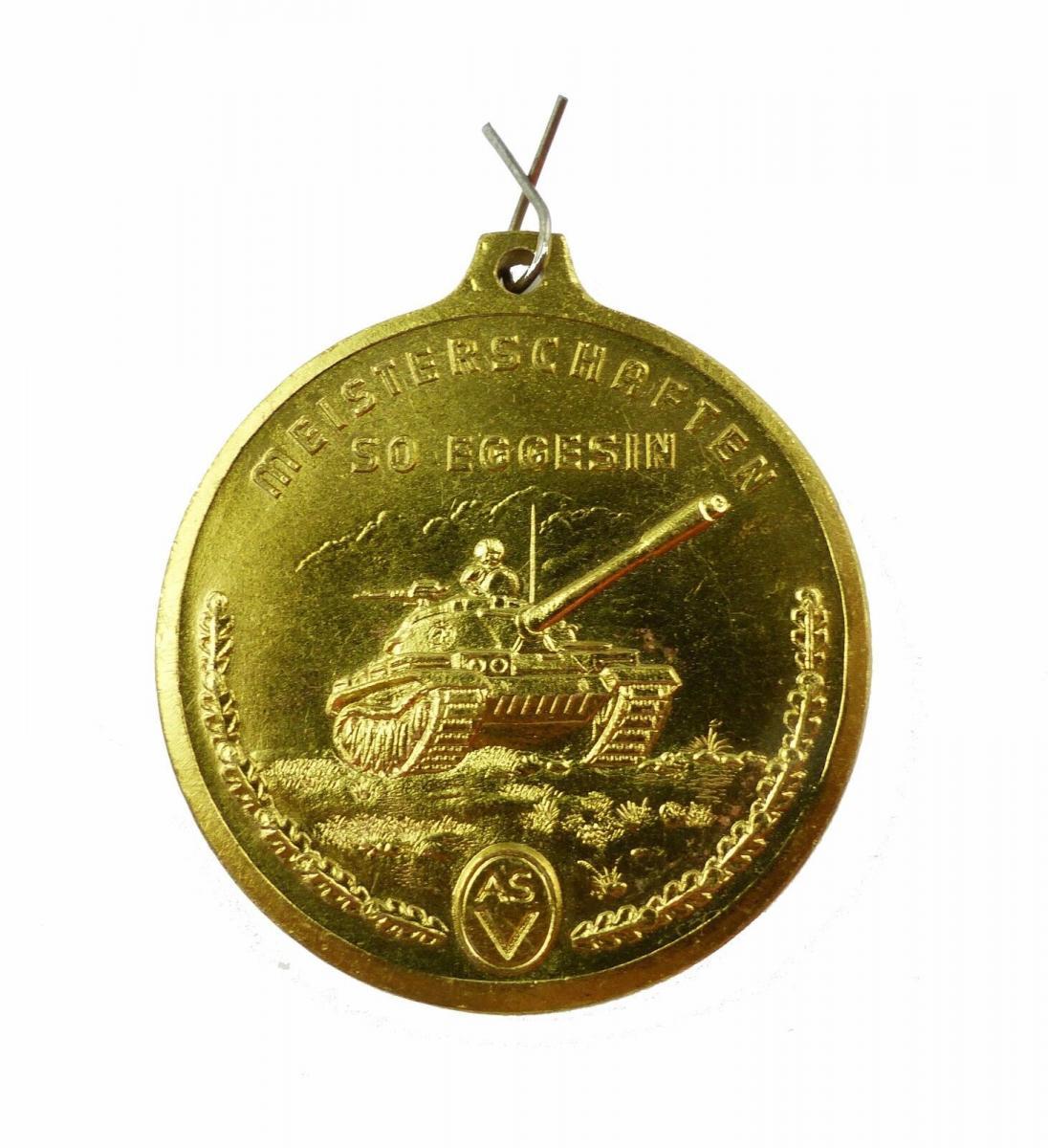 #e6866 DDR Medaille Meisterschaften SO Eggesin ASV sozialistische Körperkultur