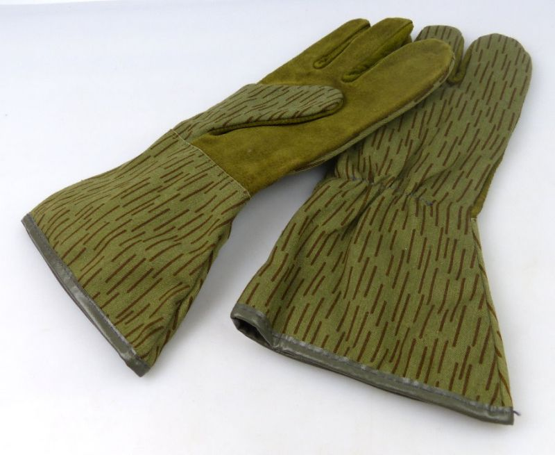 Alte NVA Handschuhe Größe 2 NVA F, Orden1258