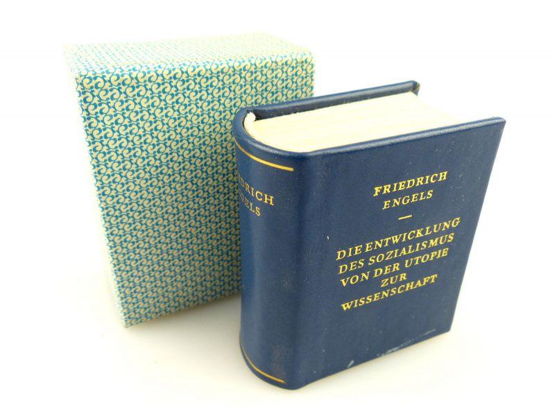 Minibuch : Friedrich Engels - von der Utopie zur Wissenschaft - e231
