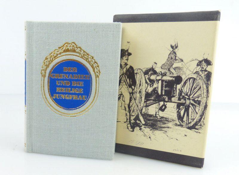 Minibuch: Fabian der Grenadier und die Heilige Jungfrau Militärverlag DDR / r116