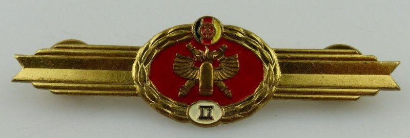 Klassifizierungsabzeichen für Artillerie und Sperrwaffen Stufe II, Orden2634