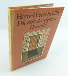 Buch: Diesseits der eigenen Haustür Hans Dieter-Schütt Aphorismen e209
