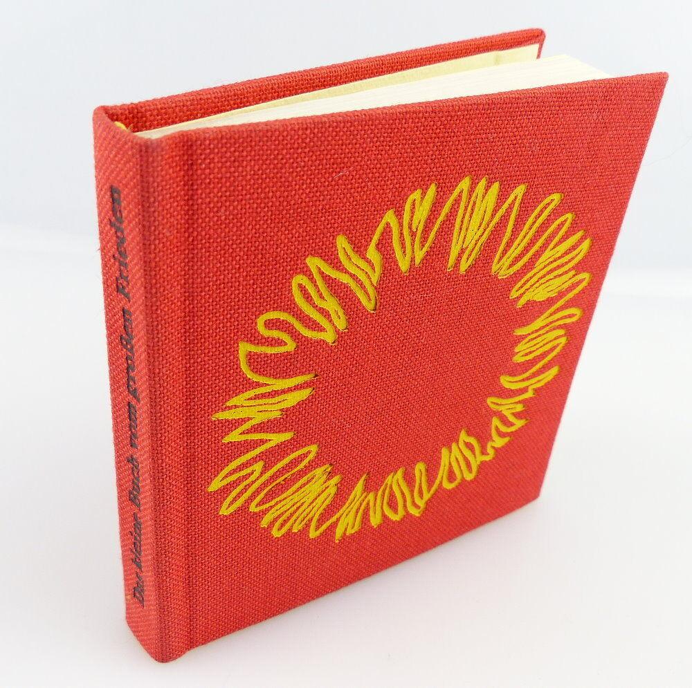 Minibuch: Das kleine Buch vom großen Frieden von Kindern der DDR e205