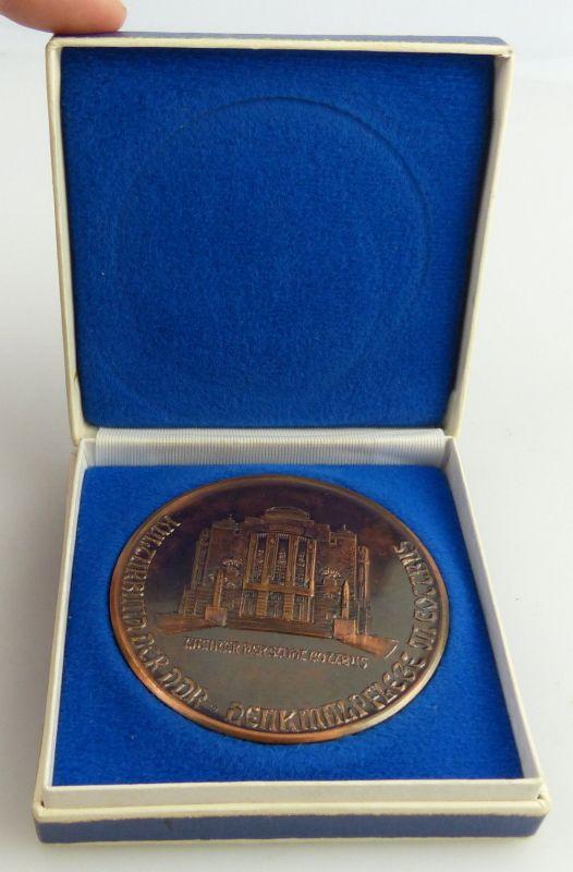 Medaille Theater der Stadt Cottbus Kulturbund der DDR Denkmalpflege Orden2583