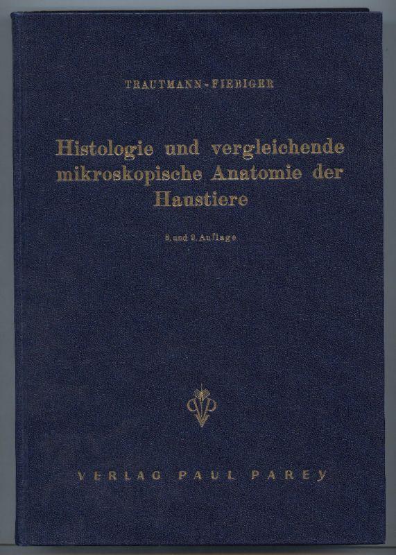 Lehrbuch der mikroskopischen Anatomie der Haustiere 1949 Buch0132