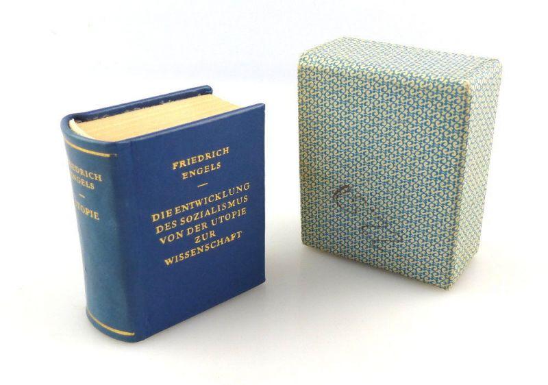 #e3166 Minibuch: Friedrich Engels Die Entwicklung des Sozialismus 1971