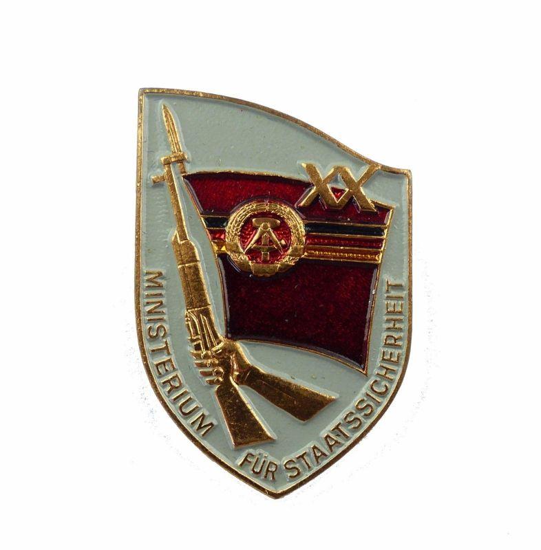 #e6809 Erinnerungsabzeichen Ministerium für Staatssicherheit Nr. 702 b (1970)