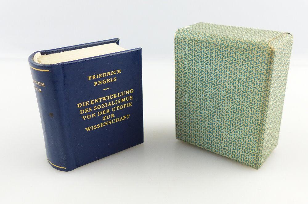 #e3156 Minibuch: Friedrich Engels Die Entwicklung des Sozialismus 1979