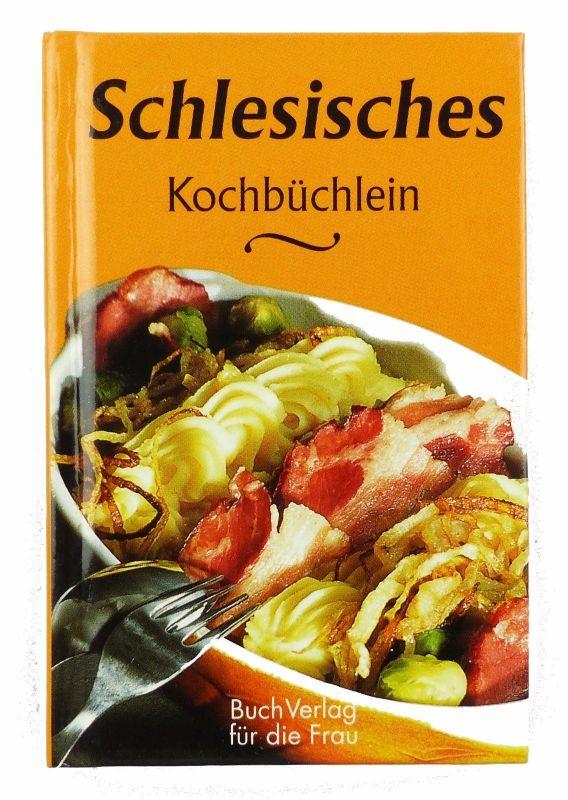 #e6157 Minibuch: Schlesisches Kochbüchlein Buch Verlag für die Frau Rezepte