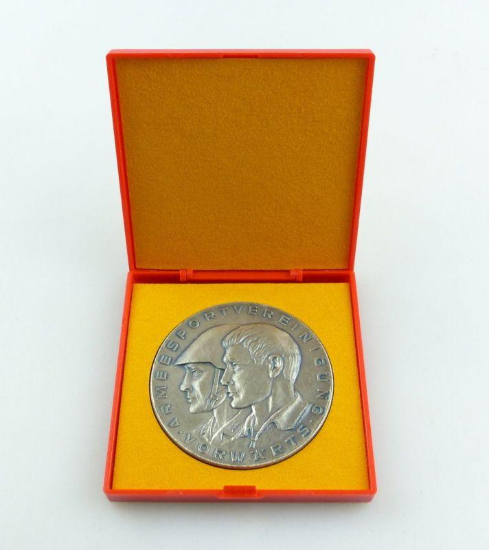 #e4386 DDR Medaille: Armeesportvereinigung Vorwärts ASV DTSB