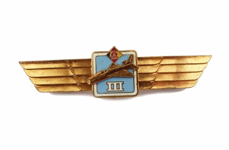 #e6792 Klassifizierungsabzeichen Flugzeug-  und Hubschrauberführer Stufe III