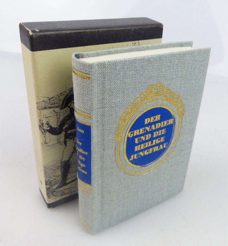 Minibuch: Der Grenadier und die heilige Jungfrau Franz Fabian bu0721