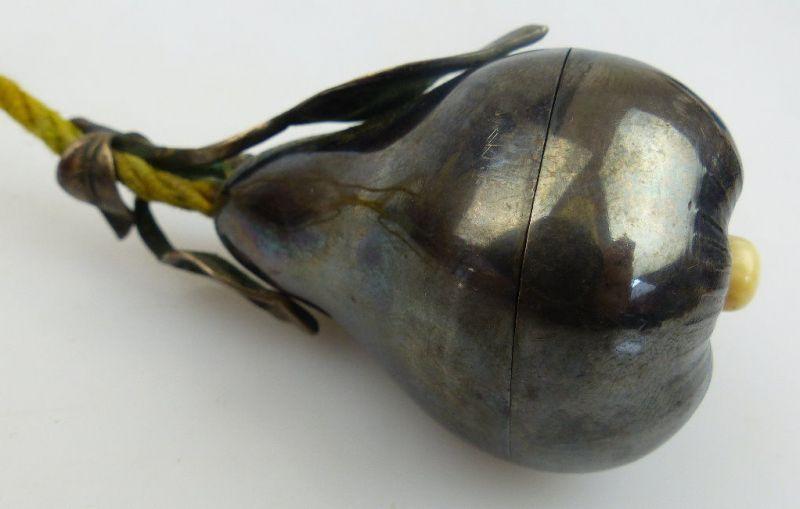 Alter Türklingelknopf, ausgefallenes Stück, Selten, Birne, Klingel, norb765 3