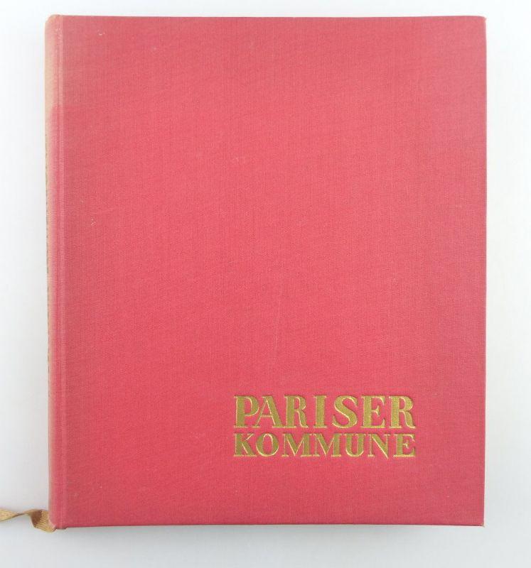 Buch: Pariser Kommune 1871 Ministerium für nationale Verteidigung e1205