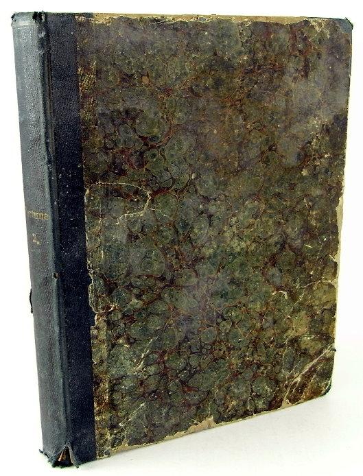 FORTUNA, Familien-Buch von August Walther ca. um 1860