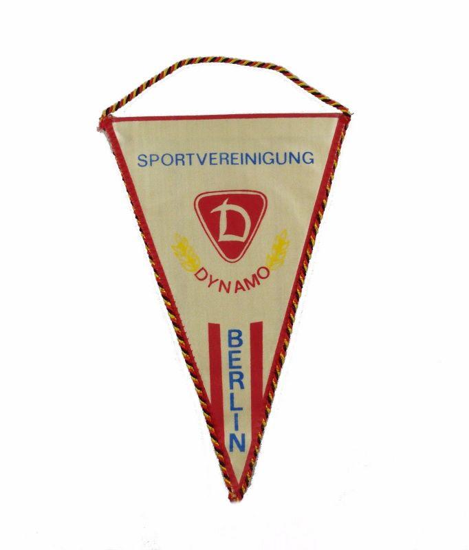 #e7164 Original alter DDR Wimpel Sportvereinigung Dynamo Berlin
