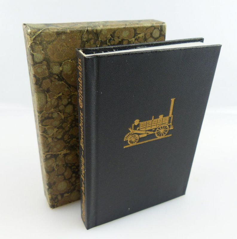 Minibuch: Eröffnung der Leizig Dresdner Eisenbahn VEB Verlag Verkehswesen e156
