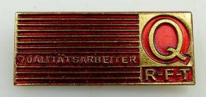 Abzeichen Qualitätsarbeiter R-F-T, Orden1169