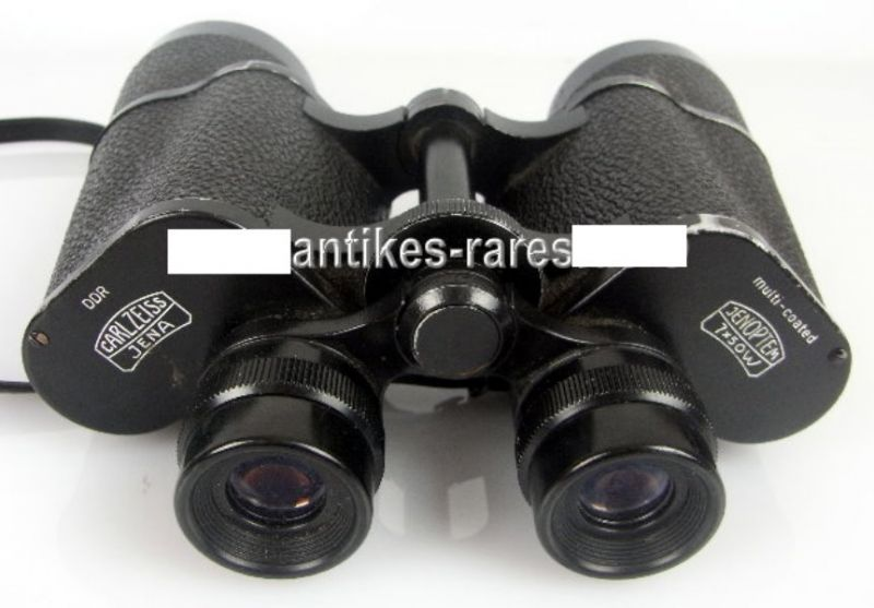 Ddr fernglas carl zeiss jena jenoptem w multi coated serien