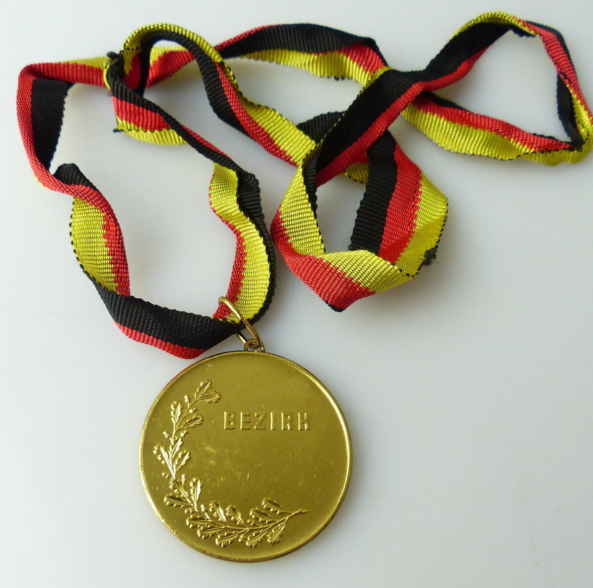 Medaille Spartakiade der Kampfgruppen 1966 r367