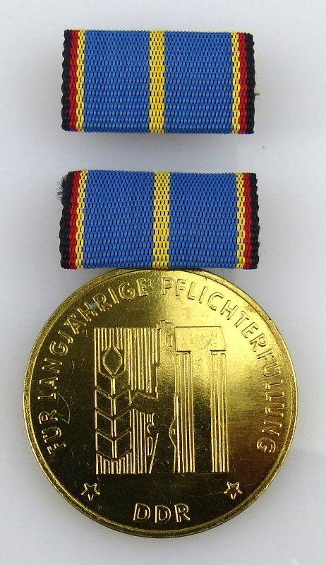 Medaille langjährige Pflichterfüllung Stärkung der Landesverteidigung, Orden1959