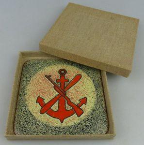 Medaille: GST Ehrengeschenk im Etui, Orden1484