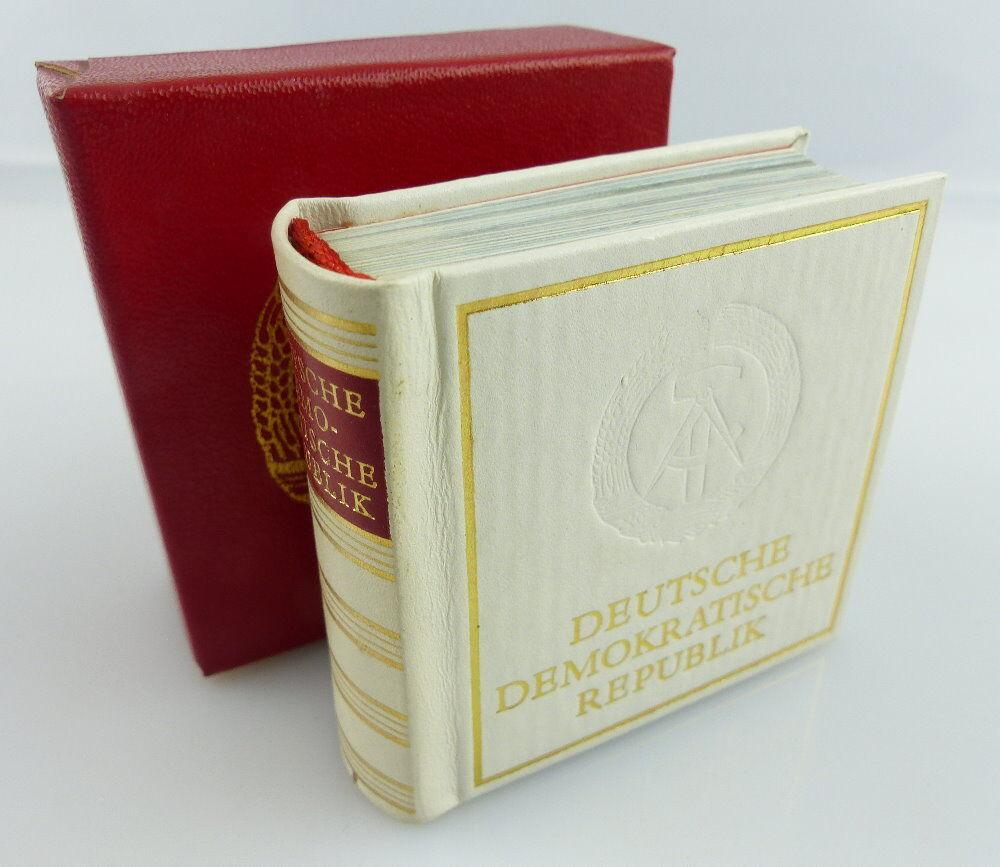 Minibuch: Deutsche demokratische Republik Verlag Zeit im Bild DDR e133