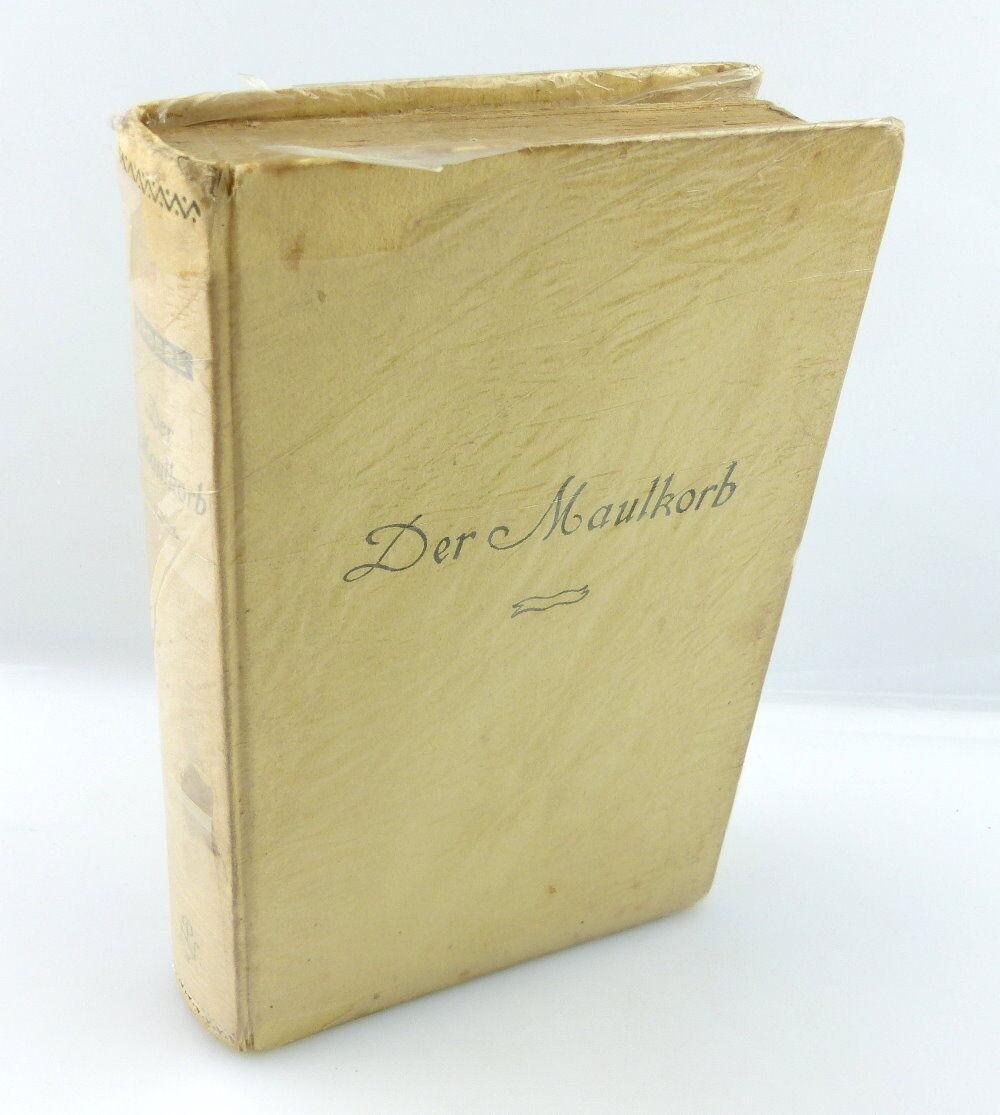 Buch: Der Maulkorb von Heinrich Spoerl e1175