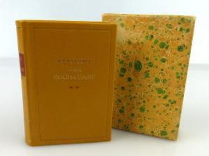 Minibuch: Kleinod der Buchkunst ,  Fachbuchverlag Leipzig / r026