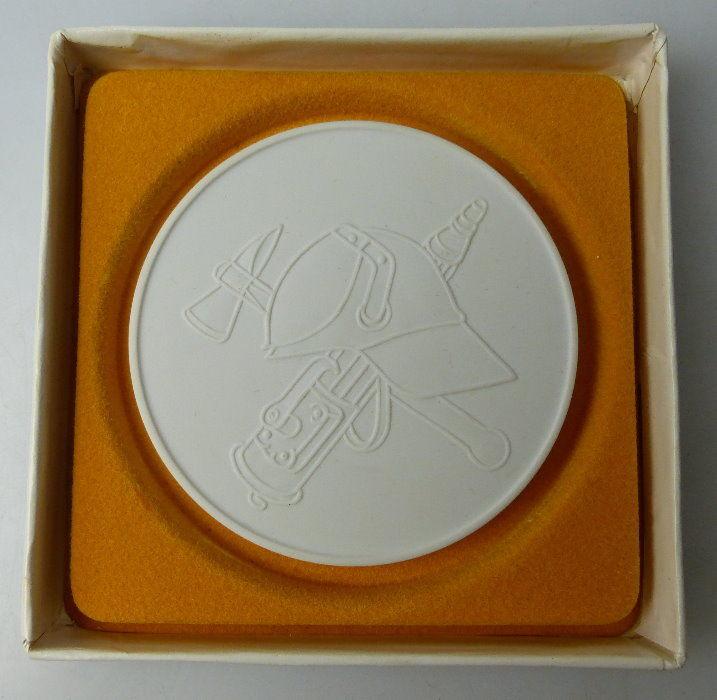 Meissen Medaille: Für vorbildliche Leistungen im Brandschutz, Orden1474