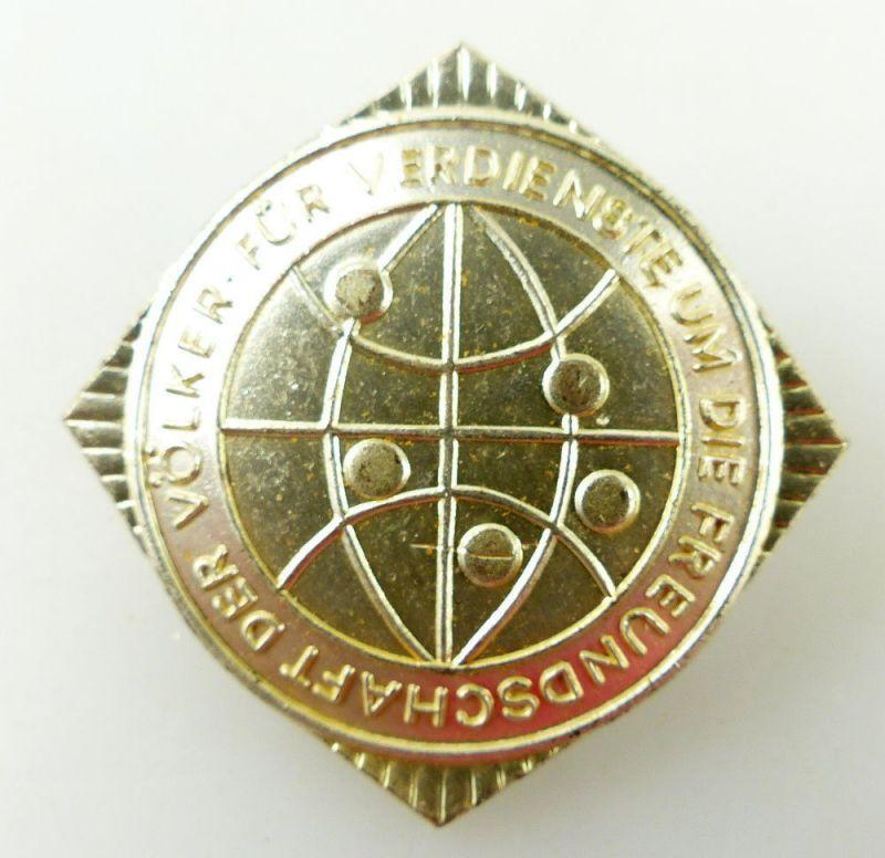 #e1938 Für Verdienste um die Freundschaft der Völker DDR in Silber