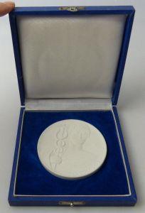 Meissen Medaille Meissenstadt Leipzig, Merkur Gott des Handels Orden1467