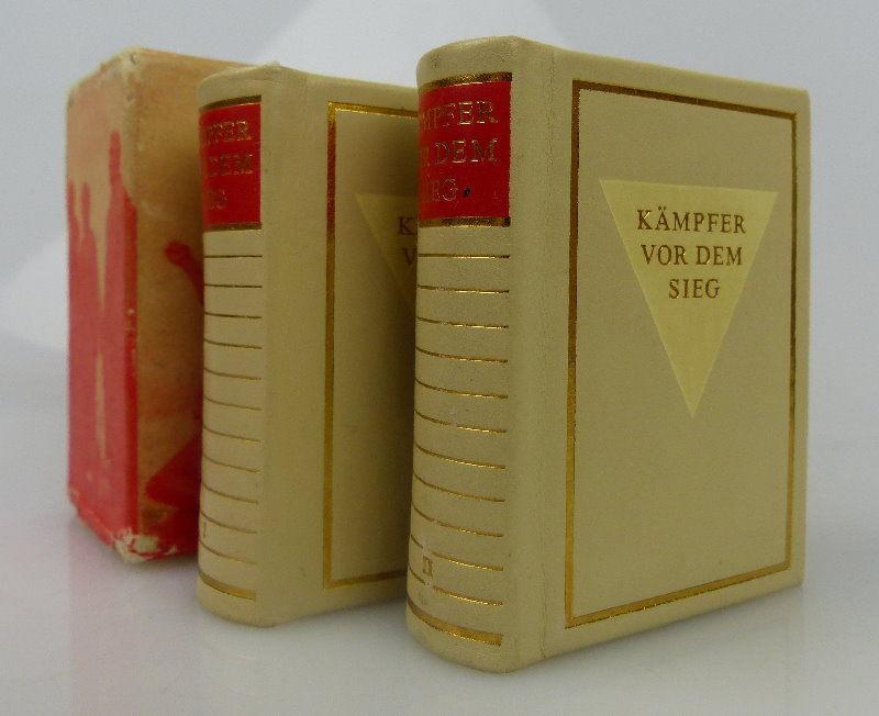 Minibuch: Kämpfer vor dem Sieg Offizin Andersen Nexö 1979 bu0686