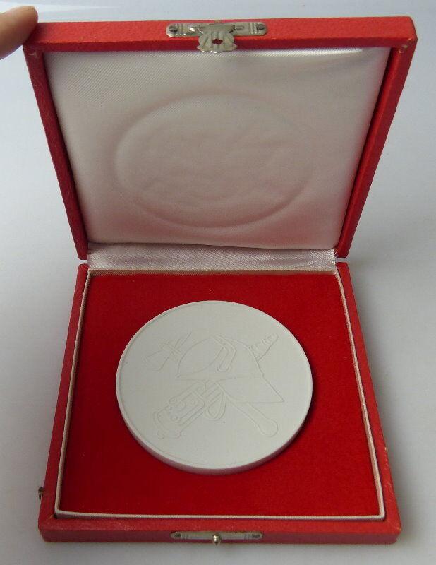 Meissen Medaille: Für vorbildliche Leistungen im Brandschutz, Orden1457