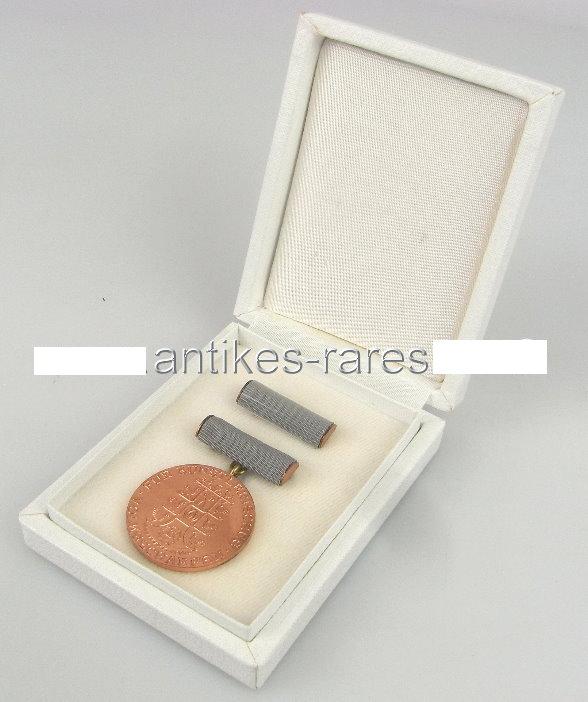 DDR Medaille Preis für künstlerisches Volksschaffen II. Klasse